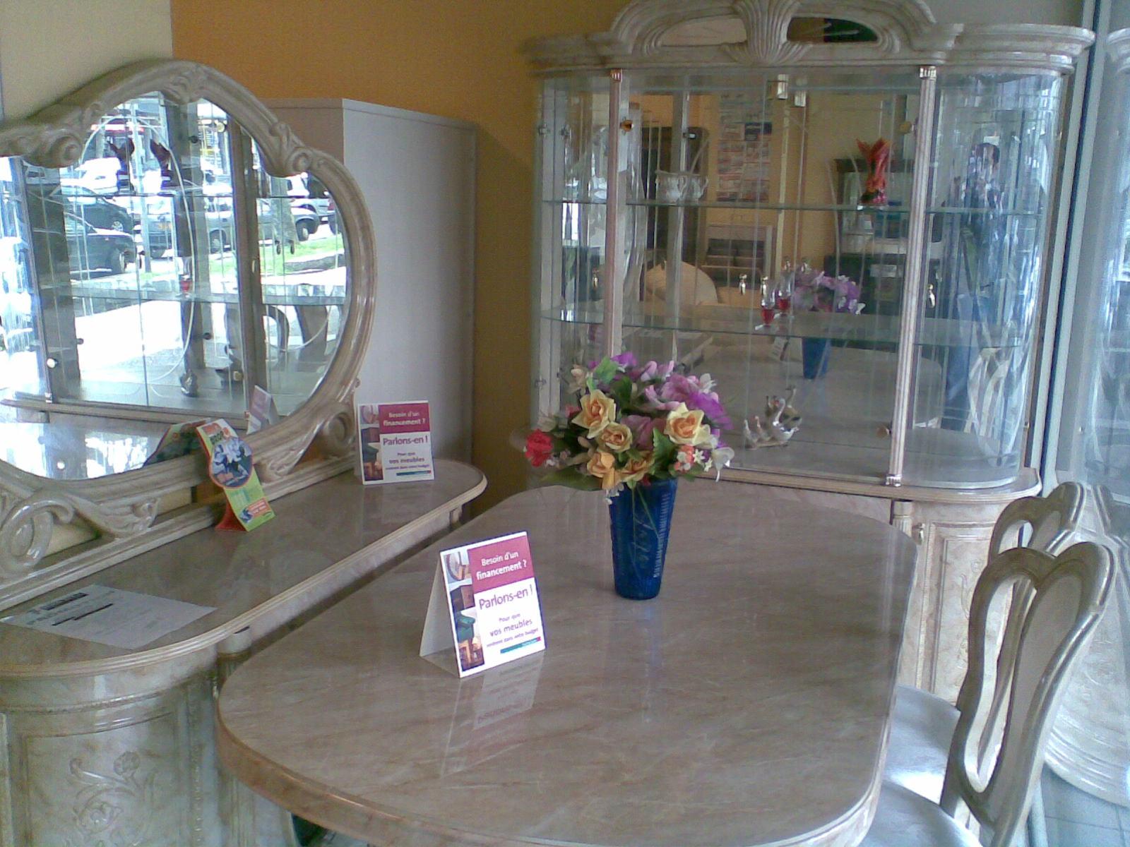 Salle A Manger Meubles Salons Literies Tapis En Ile De France