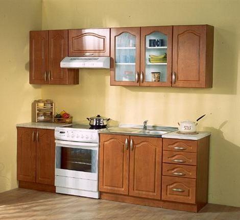 Cuisines salle de bain meubles salons literies for Dimension cuisine equipee