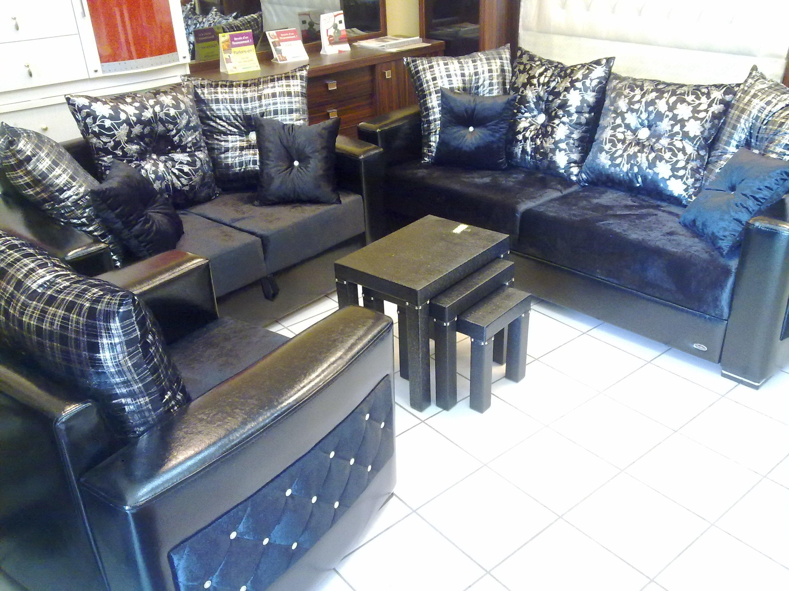 salons meubles salons literies tapis en ile de france. Black Bedroom Furniture Sets. Home Design Ideas